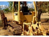 1998 John Deere Bulldozer-650G Equipment in Sun City, CA