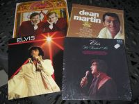 115 Vinyl Albums- Elvis, Various other artists
