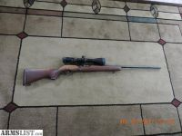 For Sale: Mossberg 22 WMR