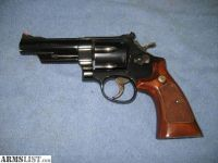 For Sale: S & W model 57 41 Magnum