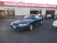 1999 Ford Mustang Base 2dr Fastback