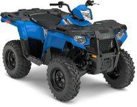 2017 Polaris Sportsman 450 H.O. Utility ATVs Ontario, CA