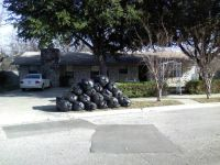 Yard clean up starting at  $40.00 (Central Texas)