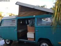 1971 Westfalia Project Bus