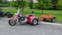 2002 Harley-Davidson FLSTC/FLSTCI Heritage Softail Classic Cruiser Motorcycles Bennington, VT