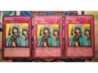 3x Common Waboku - mixed sets - all LP! Yu-Gi-Oh!