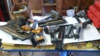 Pneumatic Nail Guns (Lot of 7)