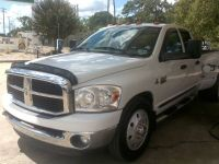 2007 Dodge diesel 3500 6.7l dually auto 2wd