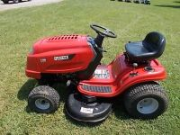 Huskee Riding Mower