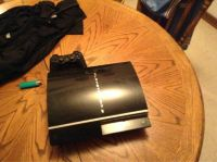Playstation 3, controller, call of duty blacks ops, ncaa football 14