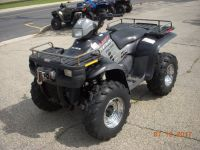 2002 Polaris Sportsman 700 Twin Utility ATVs Clyman, WI