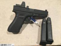 For Sale/Trade: Glock 17 gen 3 RMR