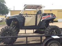 2013 Polaris RZR XP 900 EPS Walker Evans LE Sport-Utility Utility Vehicles Lancaster, TX