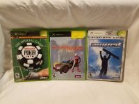 3 Xbox Video Games