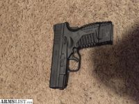 For Sale/Trade: *springfield xds-9*