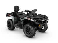 2017 Can-Am Outlander MAX XT 850 Utility ATVs Clinton Township, MI