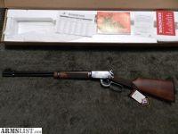 For Sale: Winchester M9422M Case Hardened Rec 22 WMR, NIB