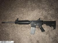 For Sale: AR15 first one with $525