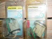 Buy lot (2) New Old Stock Calterm # 08554 FORD SOCKET ASSEMBLY motorcycle in Huntsville, Texas, US, for US $9.99
