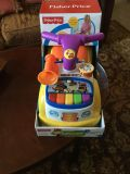 Fisher Price Little People Ride On Car