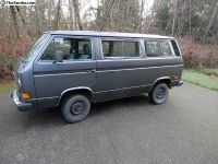84 Vanagon GL - Runs Well
