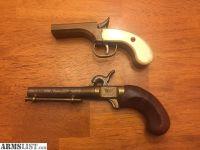 For Sale/Trade: CMC Black Powder Pistols