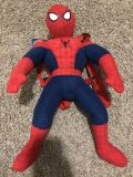 """NWT large Spider-Man """"backpack"""""""