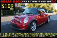2008 MINI Cooper S (Chili Red)