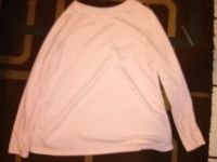 Light pink great expectations materity long sleeve shirt size XXL