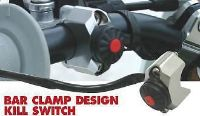 Find ZETA YZ125 Billet Perch Clamp Style Kill Switch Button Yamaha YZ/YZF 2008 motorcycle in Sugar Grove, Pennsylvania, United States, for US $35.95