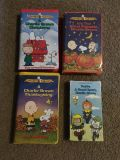 VHS Peanuts Collection