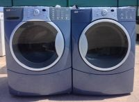 Kenmore HE Washer and Dryer
