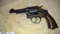 For Sale: Smith and Wesson model of 1905