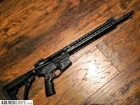 For Sale/Trade: BCM FULL FACTORY UPPER ON RAINER ARMS LOWER DANIEL DEFENSE FURNITURE