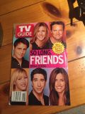 """Friends TV Guide - May, 2004 - """"So Long, Friends 1994 -2004"""""""