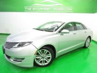 2014 Lincoln MKZ ECOBOOST w/Leather 1_Owner_Carfax!