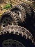 Tires and wheels for Chevy Silverado 07
