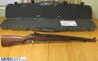 For Sale: Winchester M1 Garand USGI WRA stock & barrel