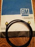 Find NOS GM 1968 69 Camaro Console oil gauge line Z28 RS RSS 3906192 motorcycle in Leola, Pennsylvania, United States, for US $150.00