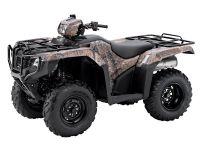 2017 Honda FourTrax Foreman 4x4 ES EPS Utility ATVs Wisconsin Rapids, WI