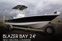 2005 Blazer Bay 2400 Bay Boat 24 Center Console