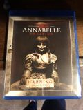 Annabelle dvd new without case