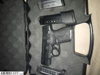 For Sale/Trade: M&P shield 9mm bought brand new maybe a couple of months ago