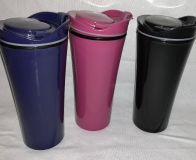 Selling as set of 3 never used tumblers