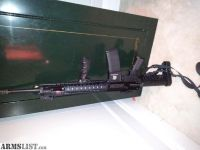 For Trade: AR 15 ANDERSON ARMS MOLON ABLE SPECIAL ADITION.