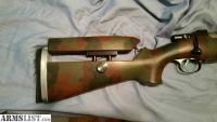 For Sale: Custom 338 Lapua Never Fired