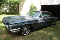 $9,800, 1964 Ford Thunderbird