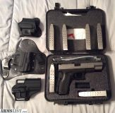 For Sale/Trade: Springfield Armory XDM-40 Competition