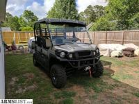 For Sale: 2015 Kawasaki Mule Pro FXT Ranch Edition