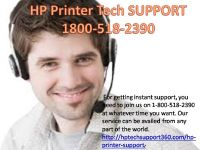 Not Able To Access HP Services, Dial HP support number 1-800-518-2390